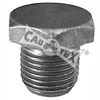 CAUTEX 952000 Резьбовая пробка, маслянный поддон