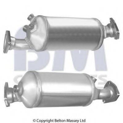 BM CATALYSTS BM11032P Сажевый / частичный фильтр, система выхлопа ОГ