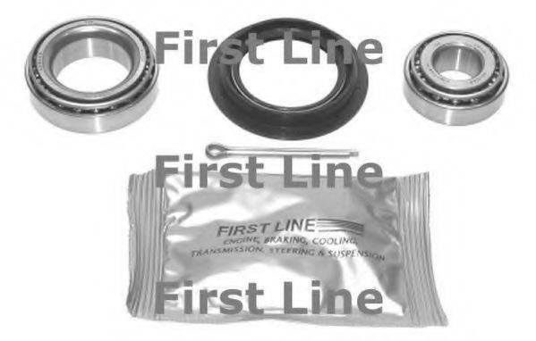 FIRST LINE FBK026 Комплект подшипника ступицы колеса