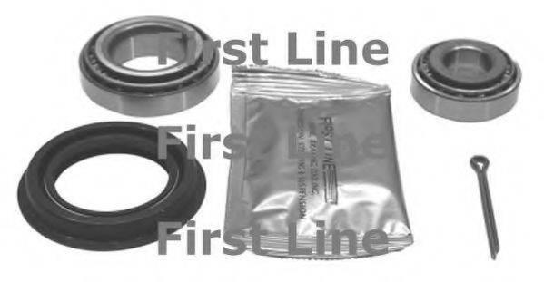 FIRST LINE FBK146 Комплект подшипника ступицы колеса