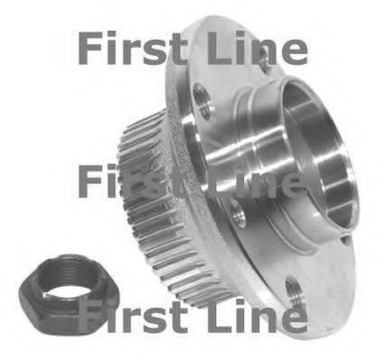 FIRST LINE FBK505 Комплект подшипника ступицы колеса