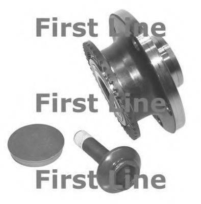 FIRST LINE FBK906 Комплект подшипника ступицы колеса