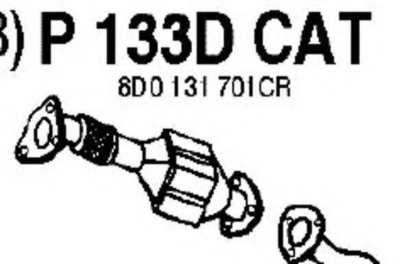 FENNO P133DCAT Катализатор
