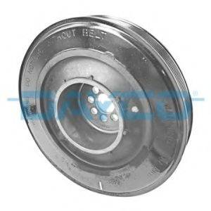 DAYCO DPV1092 Ременный шкив, коленчатый вал