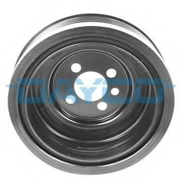 DAYCO DPV1123 Ременный шкив, коленчатый вал