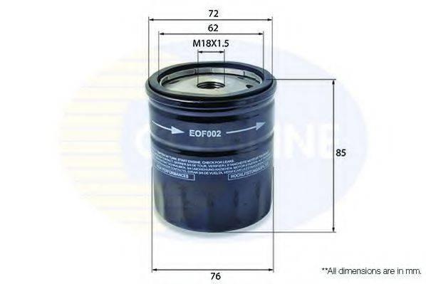 COMLINE EOF002 Масляный фильтр