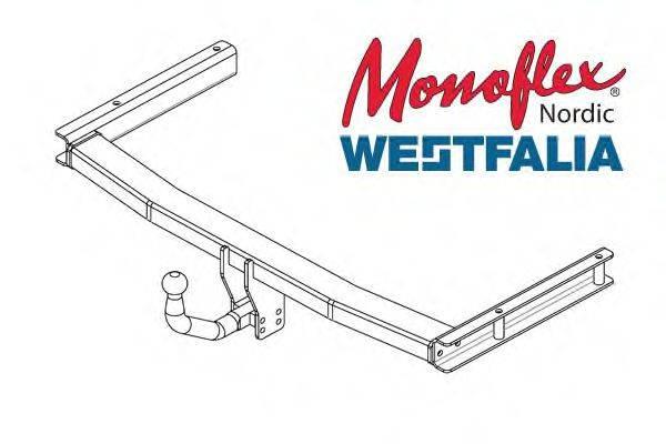 MONOFLEX 188007 Прицепное оборудование