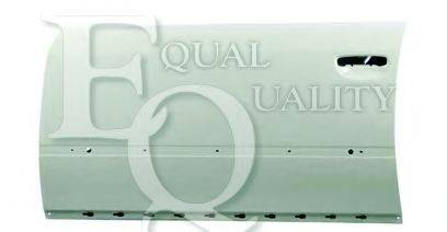 EQUAL QUALITY L04563 Дверь, кузов