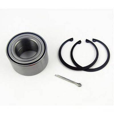 FISPA 460085 Комплект подшипника ступицы колеса