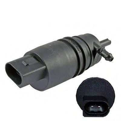 FISPA 55123 Водяной насос, система очистки окон