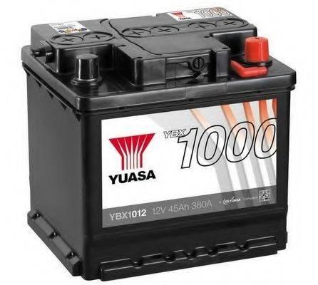 YUASA YBX1012 Стартерная аккумуляторная батарея