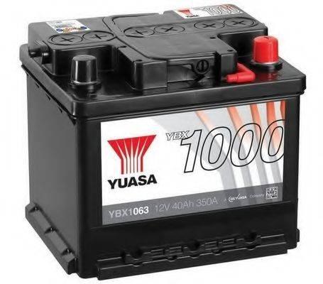 YUASA YBX1063 Стартерная аккумуляторная батарея