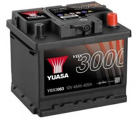 YUASA YBX3063 Стартерная аккумуляторная батарея