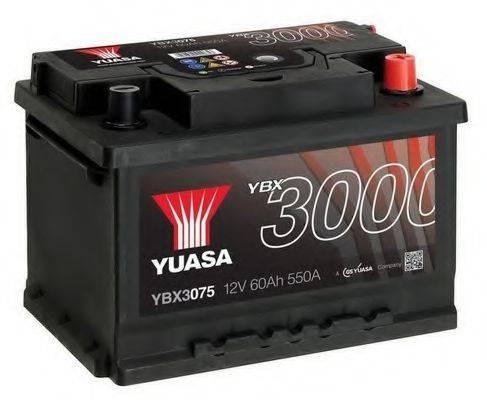 YUASA YBX3075 Стартерная аккумуляторная батарея