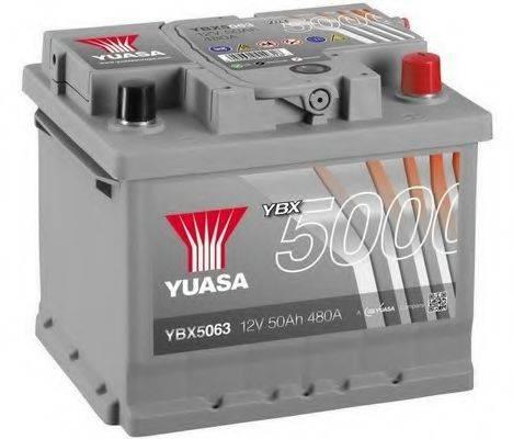 YUASA YBX5063 Стартерная аккумуляторная батарея