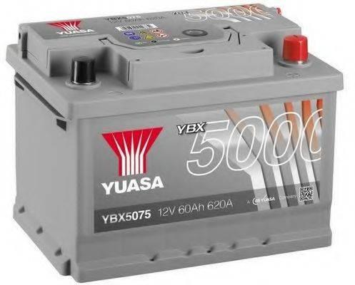 YUASA YBX5075 Стартерная аккумуляторная батарея