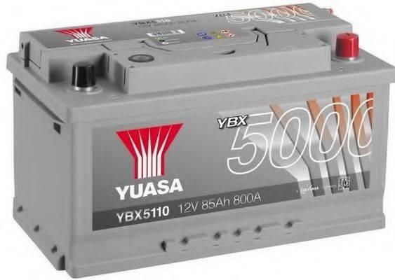 YUASA YBX5110 Стартерная аккумуляторная батарея