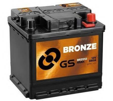 GS BRZ012 Стартерная аккумуляторная батарея