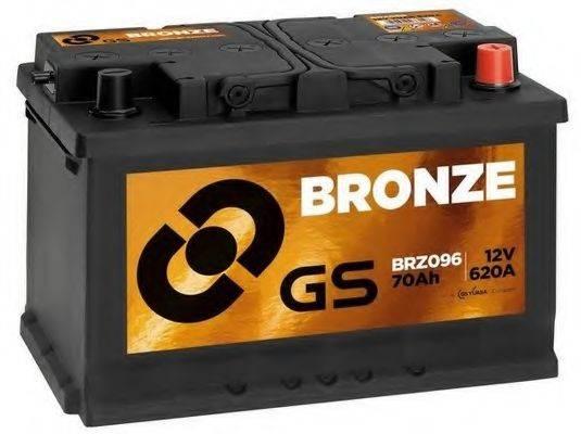 GS BRZ096 Стартерная аккумуляторная батарея