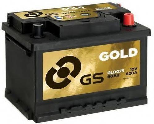 GS GLD075 Стартерная аккумуляторная батарея
