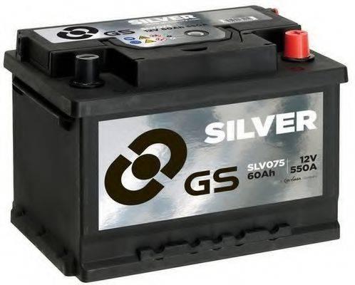 GS SLV075 Стартерная аккумуляторная батарея