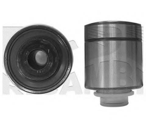 KM INTERNATIONAL FI14850 Натяжной ролик, поликлиновой  ремень