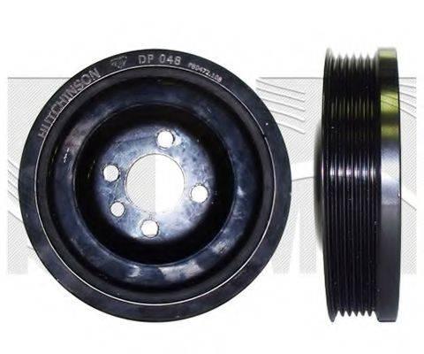 KM INTERNATIONAL FI16260 Ременный шкив, коленчатый вал