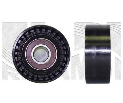 KM INTERNATIONAL FI18390 Натяжной ролик, поликлиновой  ремень