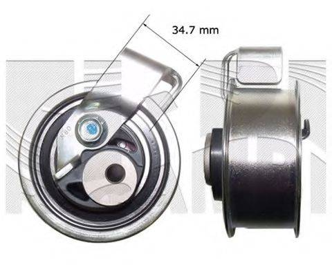 KM INTERNATIONAL FI8920 Устройство для натяжения ремня, ремень ГРМ