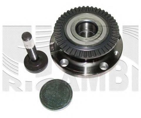 KM INTERNATIONAL RK1070 Комплект подшипника ступицы колеса
