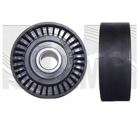 CALIBER 88728 Натяжной ролик, поликлиновой  ремень