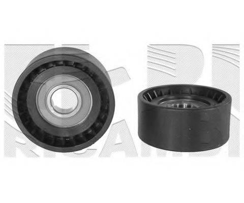 AUTOTEAM A01376 Натяжной ролик, поликлиновой  ремень