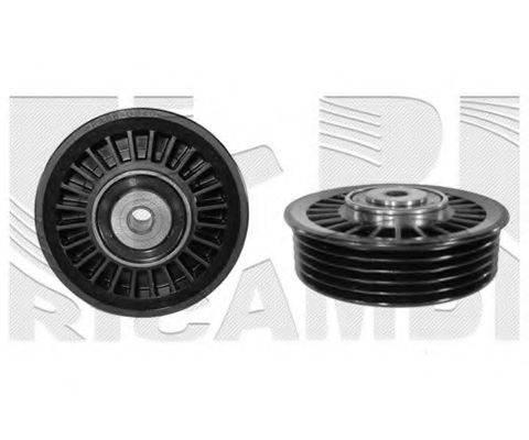 AUTOTEAM A03392 Натяжной ролик, поликлиновой  ремень