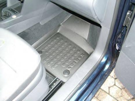 CARBOX 411459000 Резиновый коврик с защитными бортами
