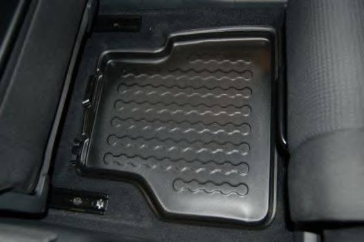 CARBOX 421459000 Резиновый коврик с защитными бортами