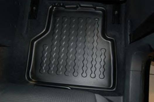 CARBOX 431459000 Резиновый коврик с защитными бортами