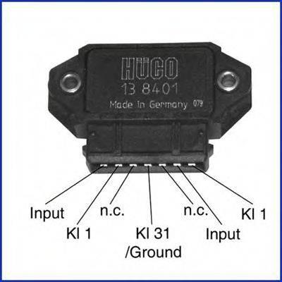 HITACHI 138401 Коммутатор, система зажигания