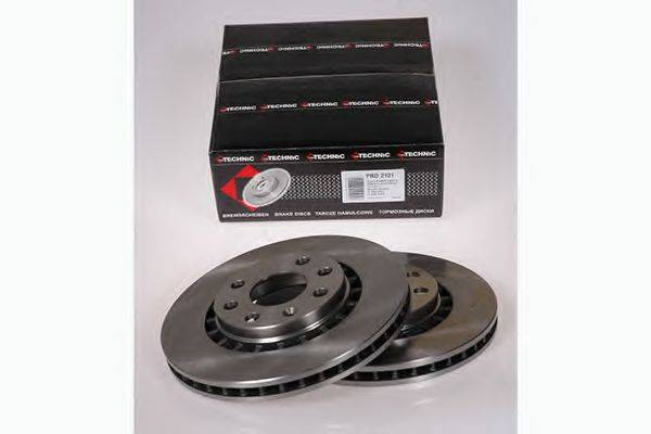 PROTECHNIC PRD2101 Тормозной диск