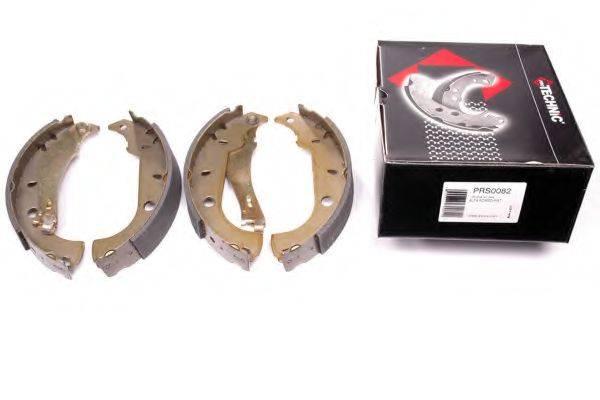 PROTECHNIC PRS0082 Комплект тормозных колодок