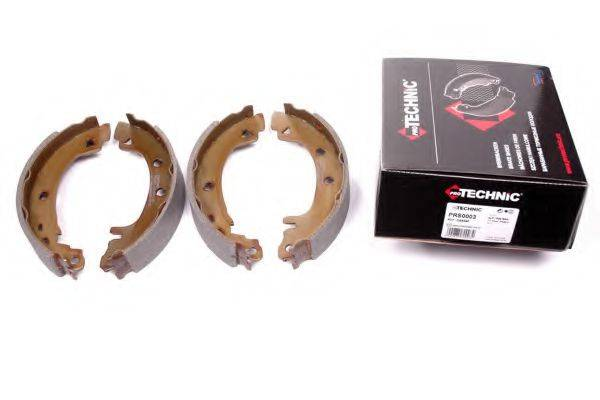 PROTECHNIC PRS0003 Комплект тормозных колодок