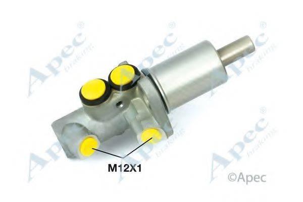 APEC BRAKING MCY244 Главный тормозной цилиндр