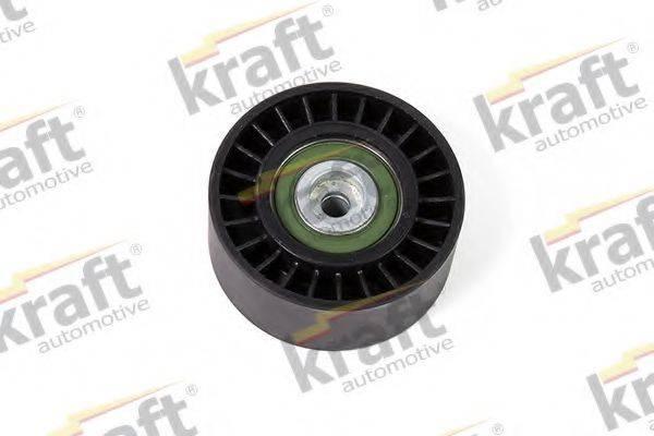 KRAFT AUTOMOTIVE 1220075 Паразитный / ведущий ролик, поликлиновой ремень