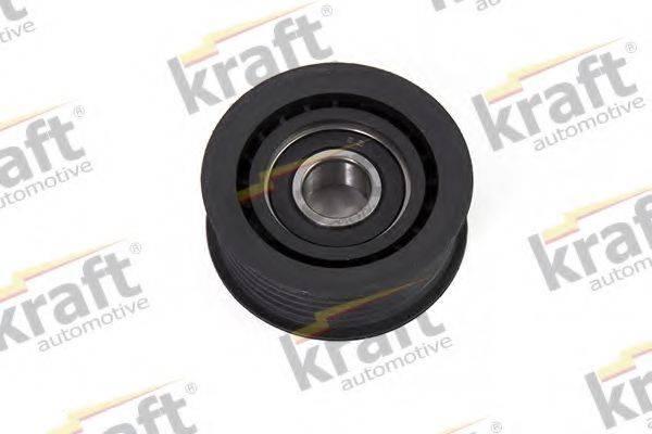 KRAFT AUTOMOTIVE 1221050 Паразитный / ведущий ролик, поликлиновой ремень