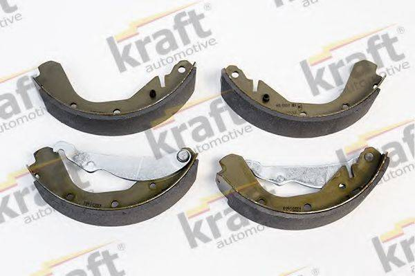 KRAFT AUTOMOTIVE 6021500 Комплект тормозных колодок