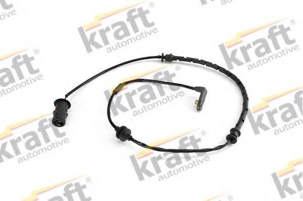KRAFT AUTOMOTIVE 6121630 Сигнализатор, износ тормозных колодок