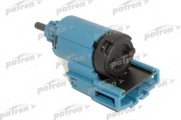 PATRON PE11018 Выключатель фонаря сигнала торможения; Выключатель, привод сцепления (Tempomat); Выключатель, привод сцепления (управление двигателем)