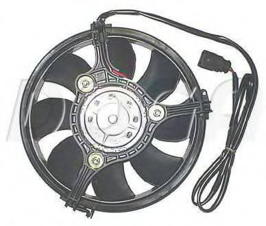 DOGA EAU017 Вентилятор, охлаждение двигателя