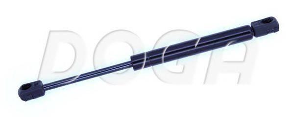 DOGA 2041253 Газовая пружина, крышка багажник