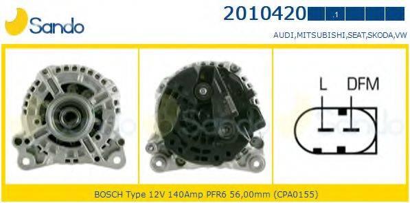 SANDO 20104201 Генератор