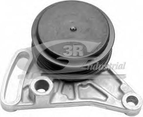 3RG 13717 Натяжной ролик, поликлиновой  ремень
